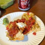 What is better than college football? Banging simple nachos paired with Dr. Pepper. Get the recipe and see what makes these nachos different.