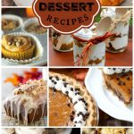 Over 50 Pumpkin Dessert Recipes