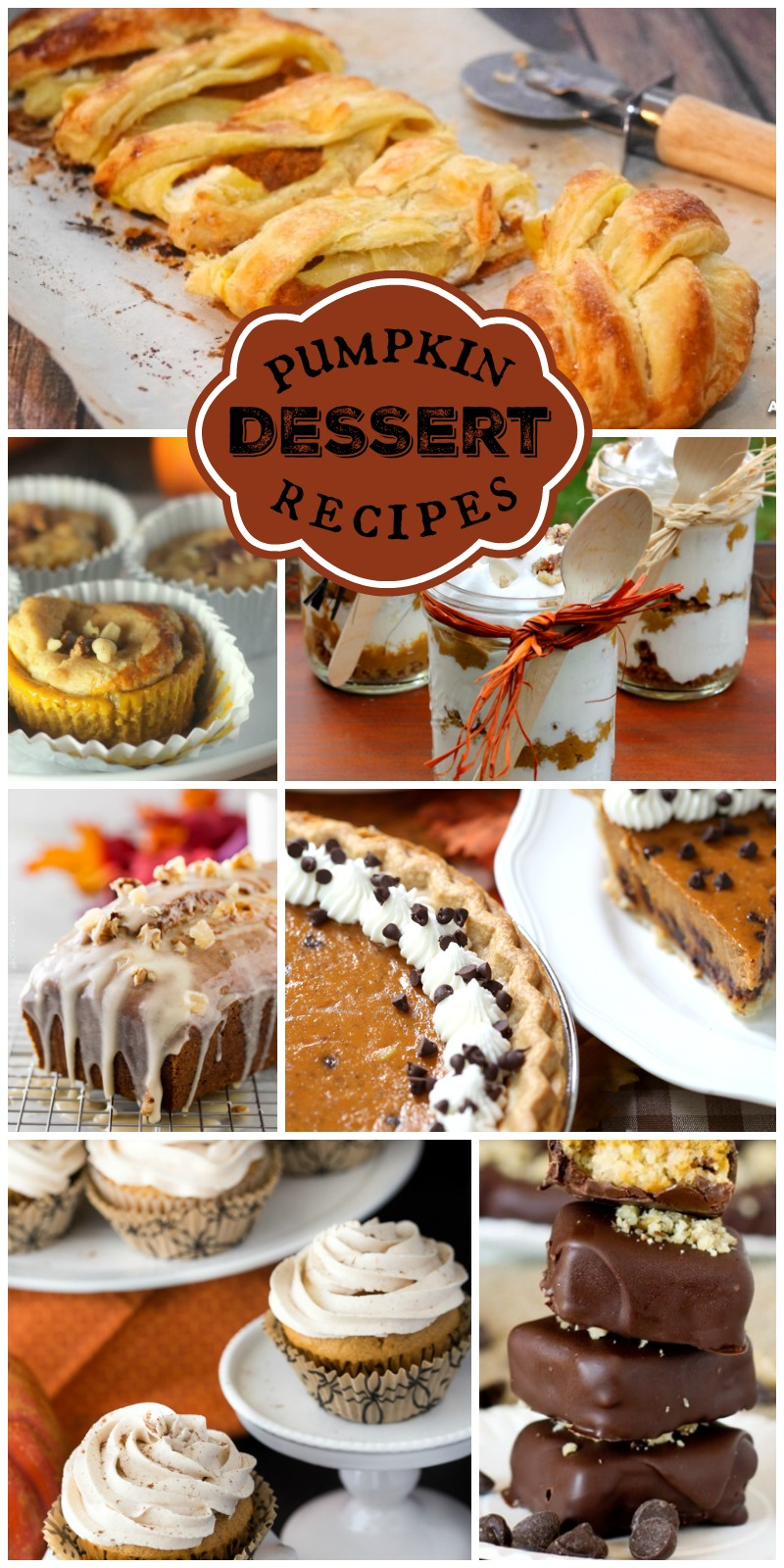 Do you love pumpkin dessert recipes? We are sharing over 50 pumpkin recipes that will make the pumpkin lover in you so happy.