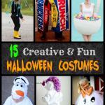 Creative and Fun DIY Halloween Costumes