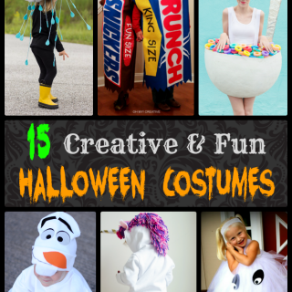 Halloween is all about the candy and the costumes. Try these simple DIY Halloween Costumes are great for making your own costumes