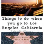Things to do around Los Angeles