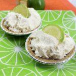 Margarita Cake Mix Pies