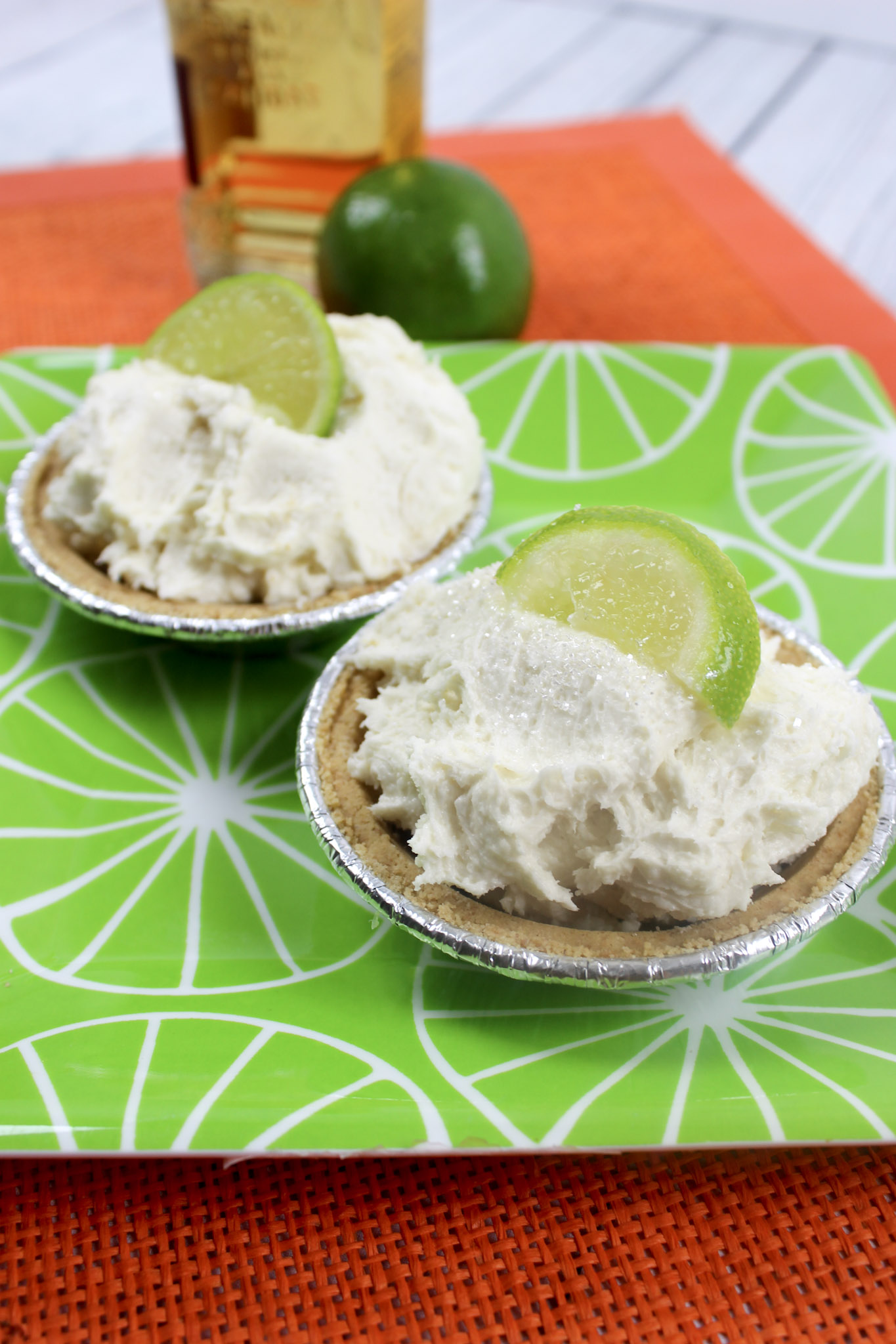 Looking for a short cut dessert that will leave everyone asking for the recipe? Try Margarita Cake Mix Pies and see how fast they disappear.