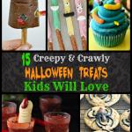 Creepy Crawly Halloween Treats Kids Will Love