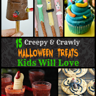 Looking for the perfect creepy crawly Halloween treats that kids will love? Check out these fun Halloween treats. Perfect for a get together or party