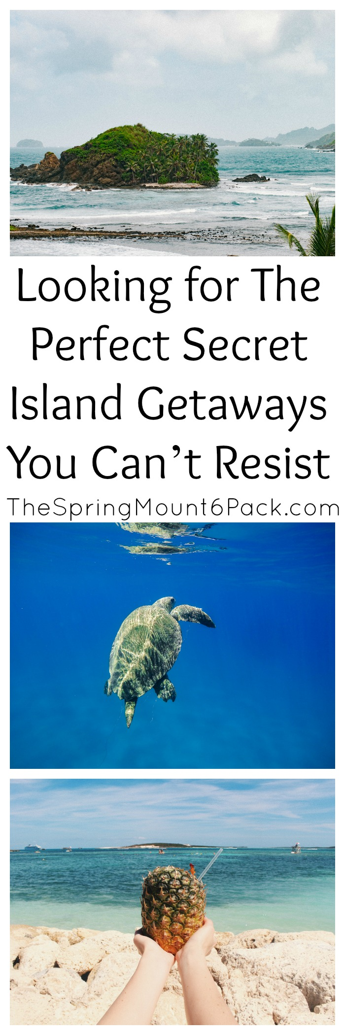 Looking for the perfect island getaway? Check out these Secret Island Getaways You Can't Resist so you can start planning today.