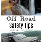 Off road safety tips