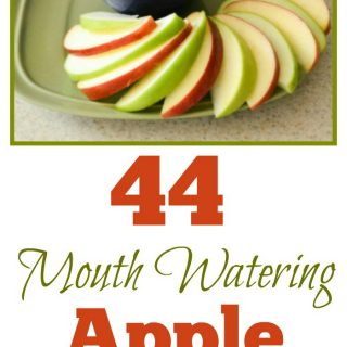 44 Mouthwatering Apple Recipes You'll Love