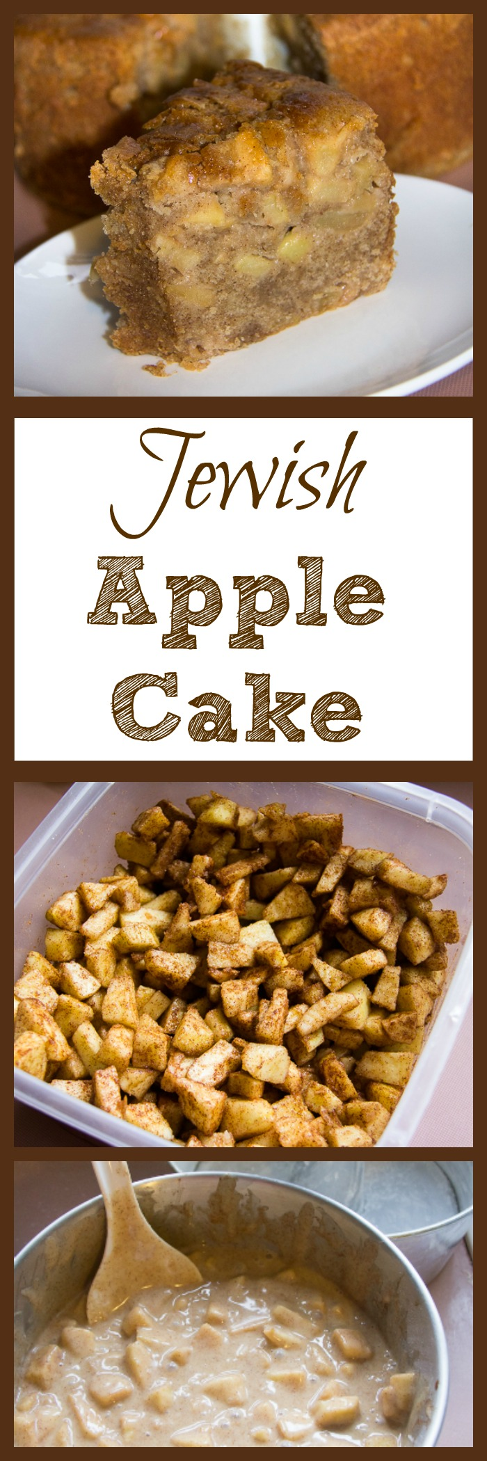 Are you looking for a delicious recipe to use with your apples? Want a tasty twist to a typical apple cake? Jewish apple cake recipe will do the trick.