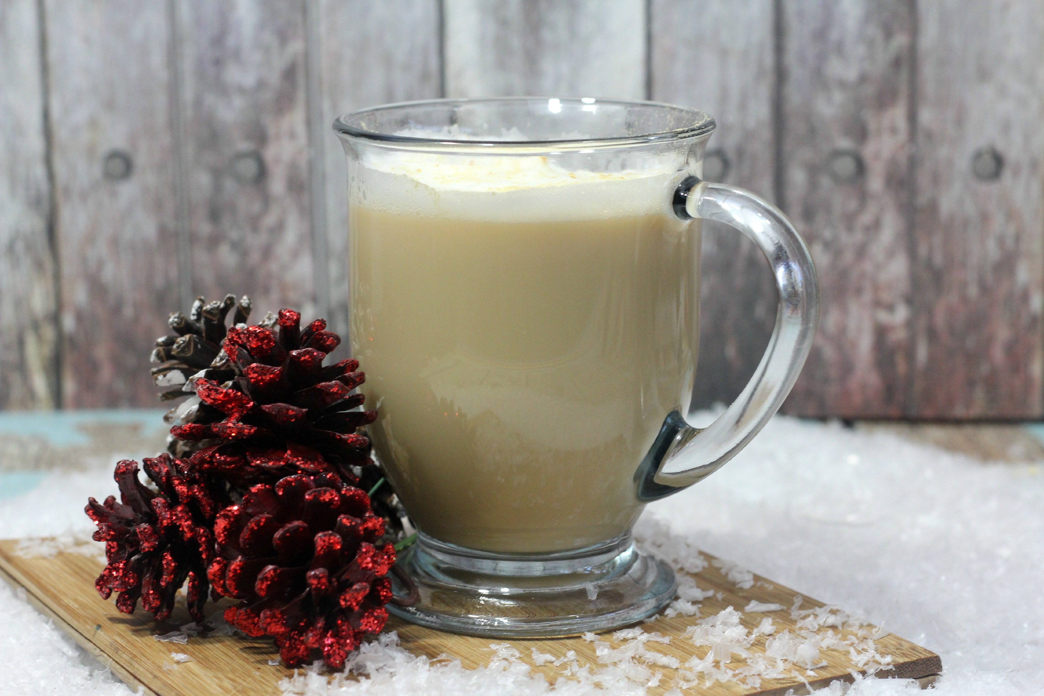 Whether you are looking for a special drink for Christmas, or want a chai latte recipe, you will love this Gingerbread Chai latte