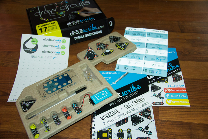 Looking for ways to start Introducing STEM Activities to kids? It can be tricky to get kids into something. Use kits from Circuit Scribe to get started.