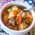 Looking for a great tasting Instant Pot recipe This fast weeknight dinner, Instant Pot Beef Stew, is perfect for those busy weeknight meals