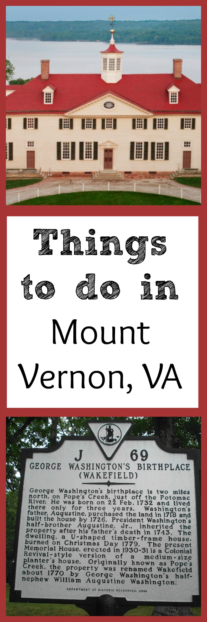 Looking for things to do in Mount Vernon, Virginia? After visiting George Washington's home, check out these other fun things to do in Mount Vernon, Virginia.