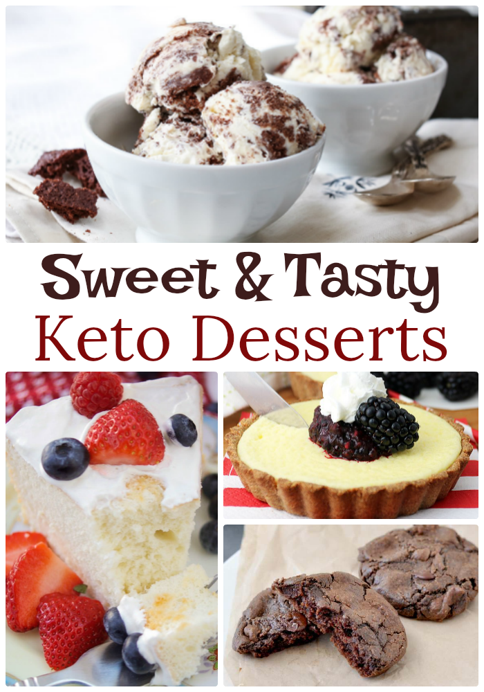 Looking for low carb desserts? These sweet and tasty keto desserts are exactly what you need. DOn't let a sweet tooth craving ruin your diet.