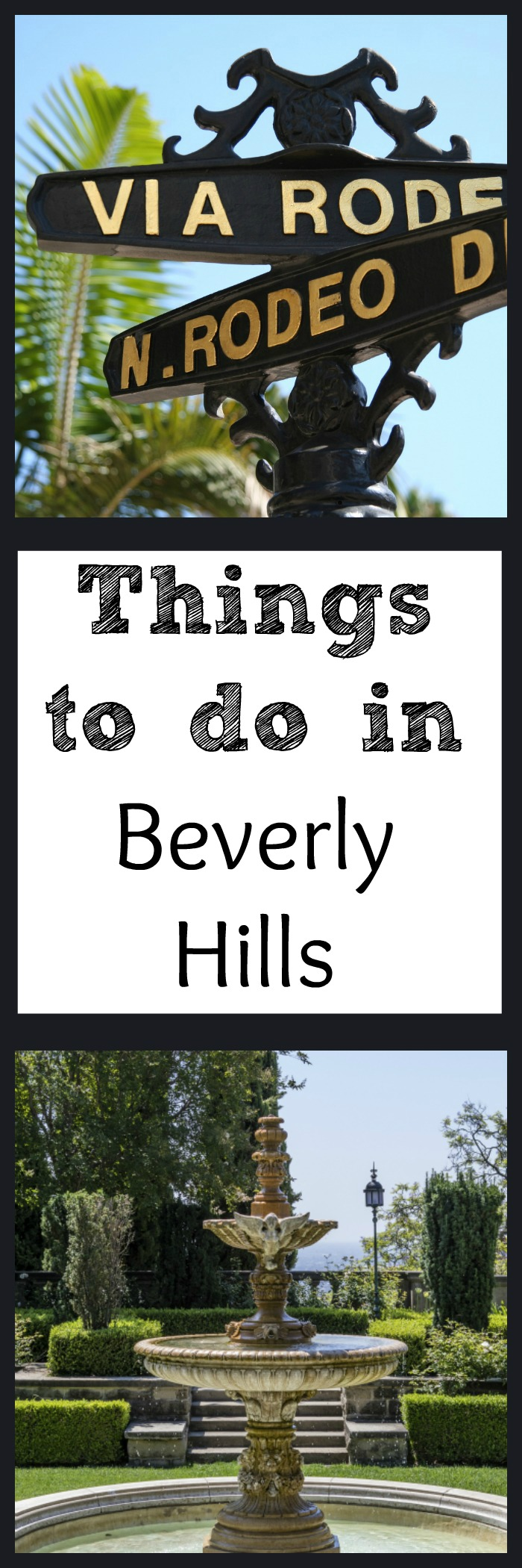Whether you live near Beverly Hills or planning a day trip and want to know things to do in Beverly Hills, there is no doubt you will love these places.