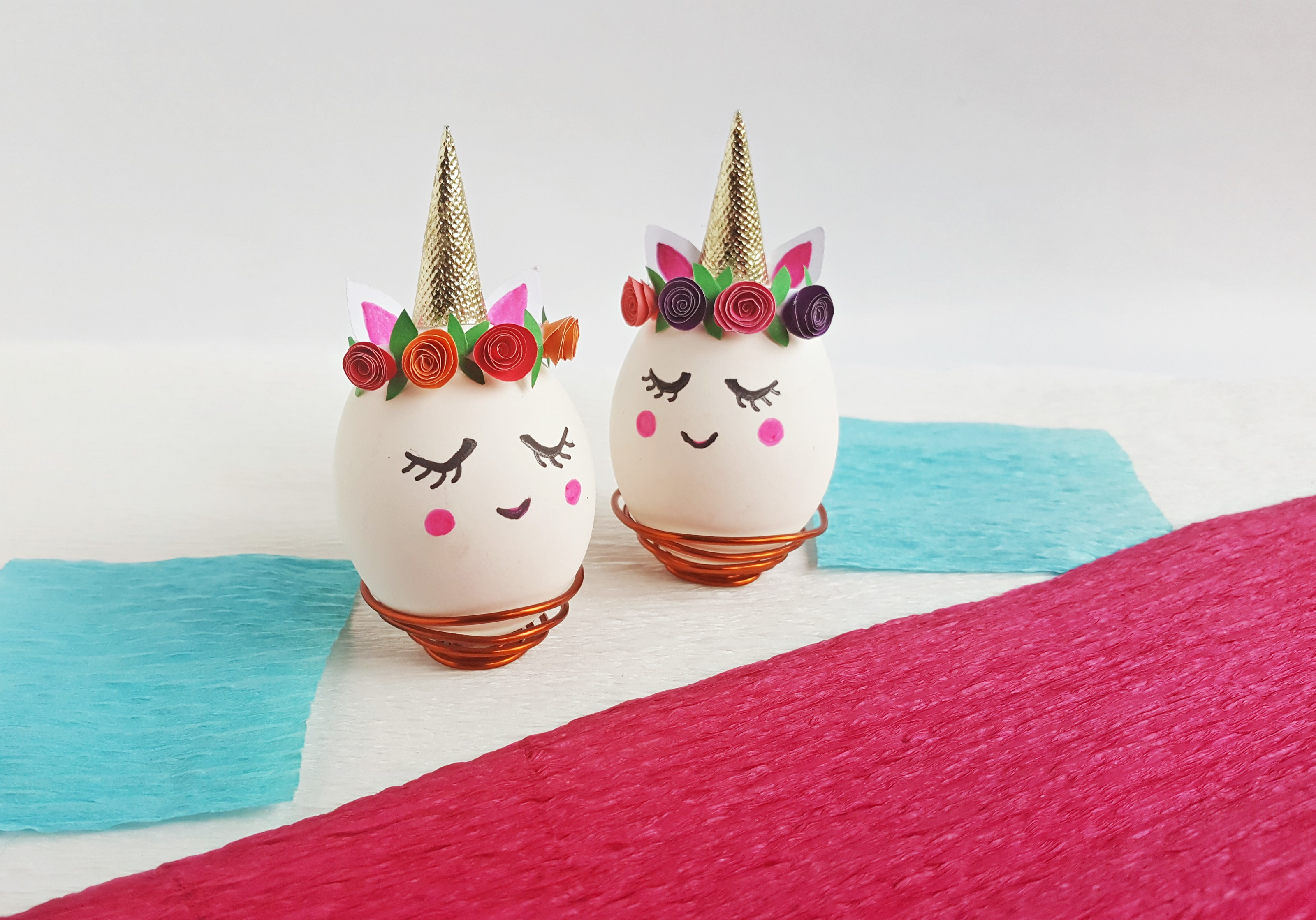 Beautiful Easter Eggs craft, Adorable Unicorn Egg that is an easy Unicorn craft for kids, DIY Unicorn egg