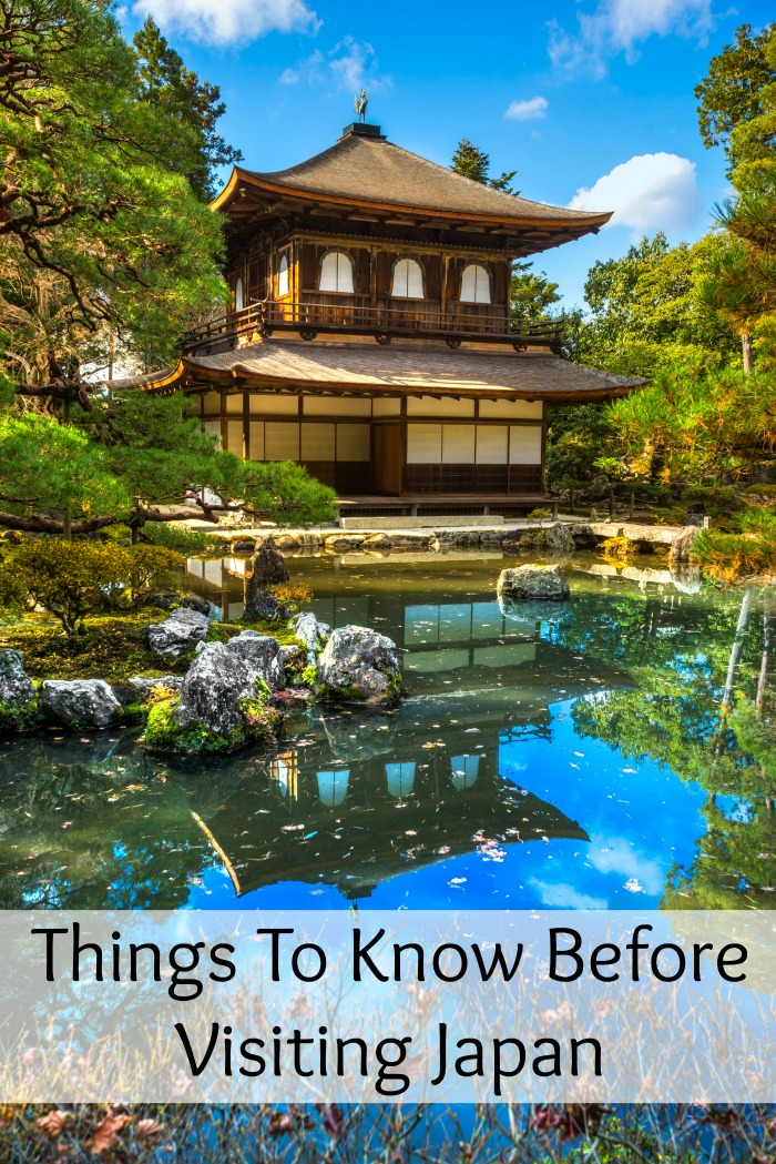 Japan is one of the most beautiful places; The culture, the food, the atmosphere. There is no way to know everything about Japanese culture, unless you are raised that way. That doesn't mean you shouldn't try to prepare for the trip. Before you are ready to visit Japan, there are things you should know.