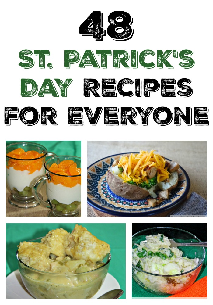 Looking for St. Patrick's Day recipes that you can serve to enjoy the greenest holiday. These are perfect for anyone looking for St. Patrick's Day recipes
