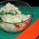 Colcannon- Irish Mashed Potatoes