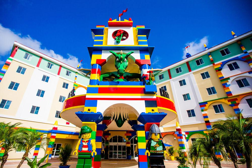 Florida Legoland Resort hotel