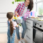 Four Easy Cleaning Hacks for Busy Moms