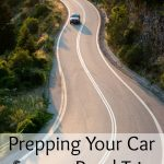 Prepping Your Car for a Road Trip