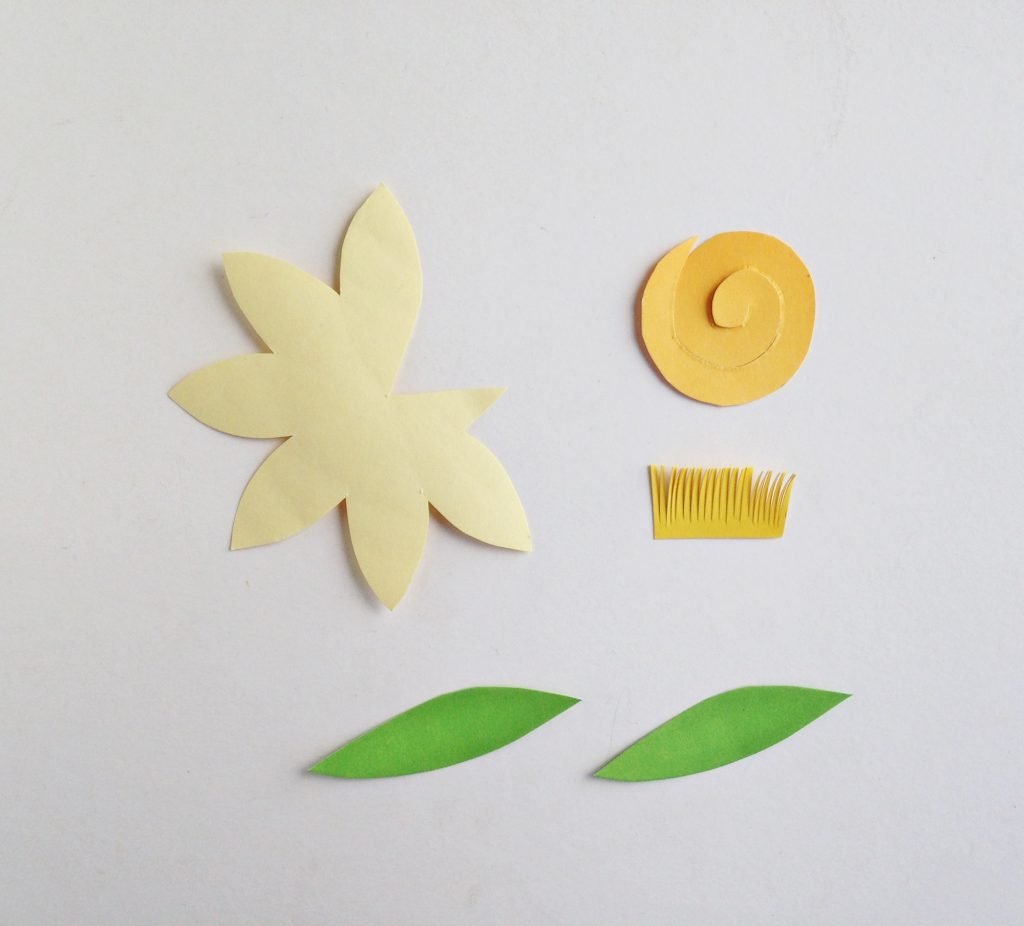 Want to make paper flowers? Use this paper flower template and make beautiful paper flowers for decorations. Easy enough to be a Spring craft for kids.