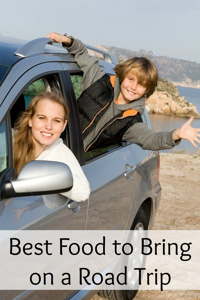 Heading on a road trip? Wondering what foods are best to pack for eating in the car? Enjoy these Best Food to Bring on a Road Trip.