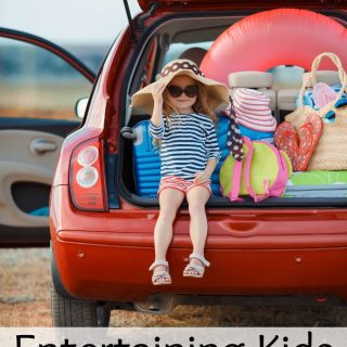 "Taking a road trip with kids? Want to avoid the ""Are we there yet?"" Try these trips for Entertaining Kids on a Road Trip."