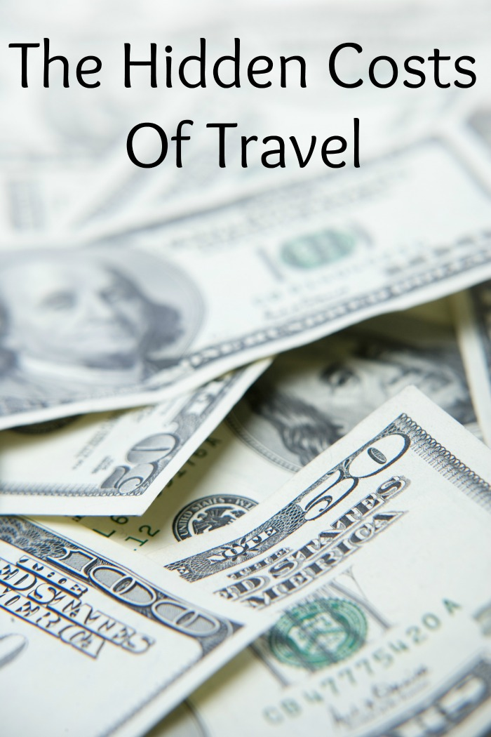 The Hidden Costs Of Travel