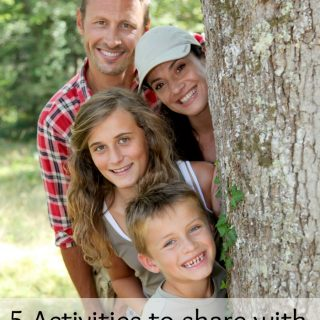 5 Activities to share with your family this summer