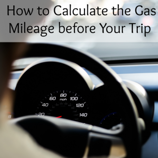 Going on a road trip? Want to know how much to budget for gas? Use this information to learn How to Calculate the Gas Mileage before Your Trip