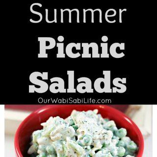 12 Summer Picnic Salads