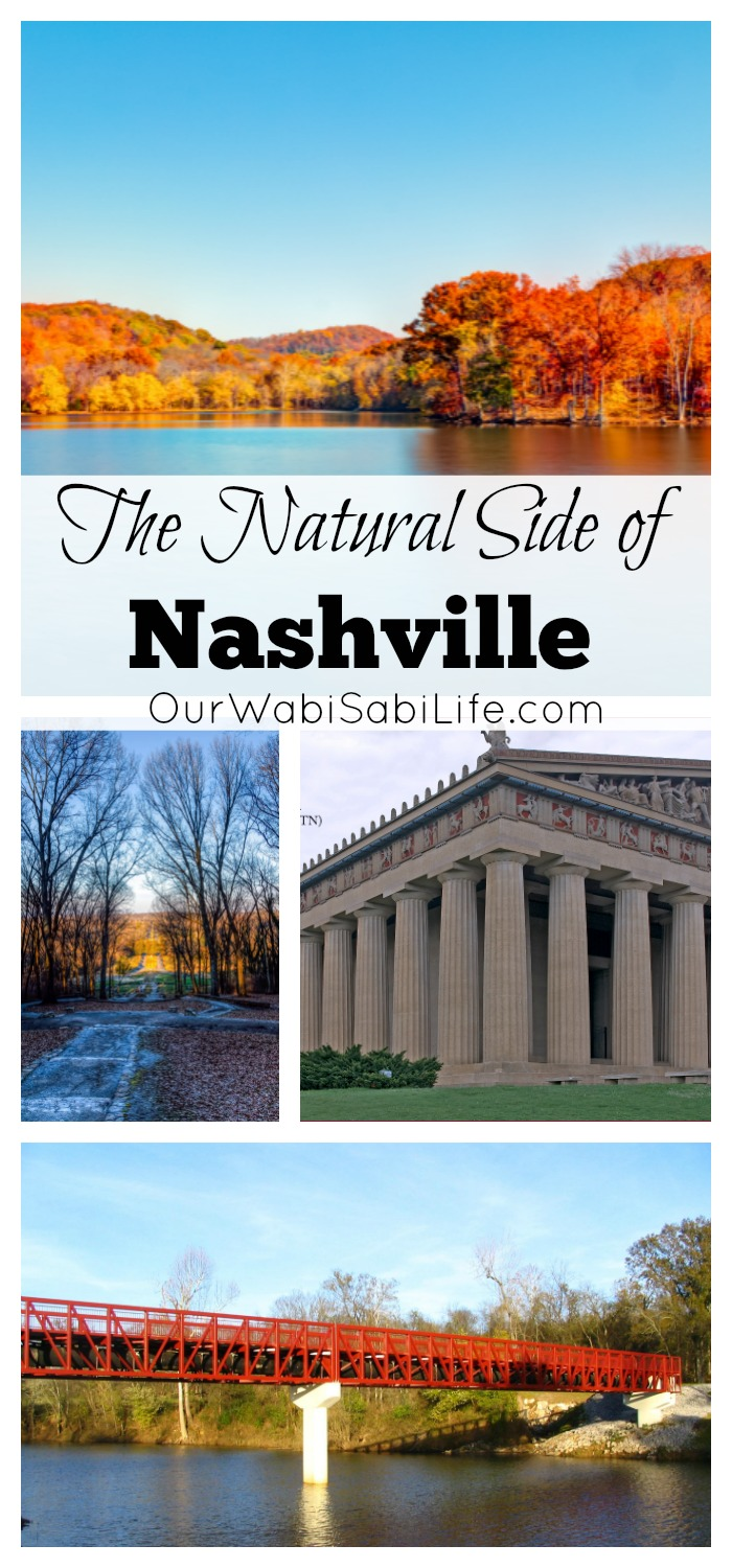 Visiting Nashville? While most visit for the food, music and dancing, don't forget about The Natural Side of Nashville