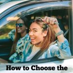 How to Choose the Right New Car for Your Young Driver