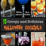 Creepy and Delicious Halloween Cocktails