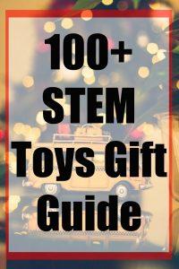 100+ STEM Toys Gift Guide