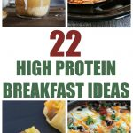 22 High Protein Breakfast Recipes