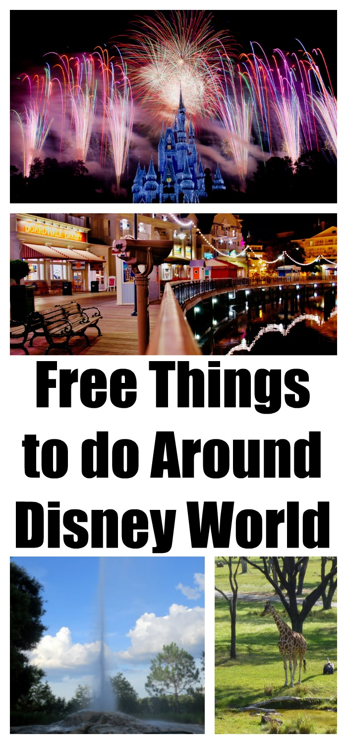 Looking for free things to do around Disney World? Save your vacation budget and add these simple, fun, and free things to do around Disney.