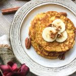 Pumpkin Pancakes – Keto and Paleo
