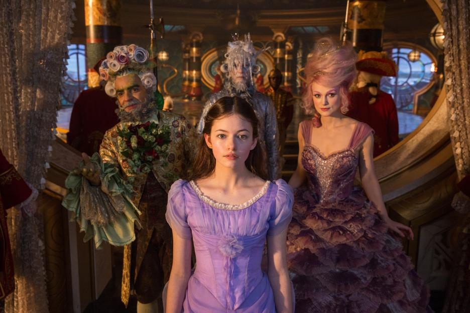 NUTCRACKER & THE FOUR REALMS Trailer, Coloring Pages, and a Treat | Get ready for the new Disney the NUTCRACK & THE FOUR REALMS with this Trailer, Coloring Pages, and a Treat