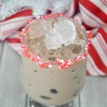 Peppermint Patty Martini | Peppermint Mocha Martini