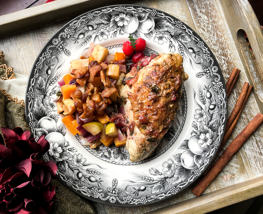 Love the taste of cranberries and orange? You will love the flavors of this cranberry orange chicken. The flavors taste great together and it even better when it is reheated the next day.