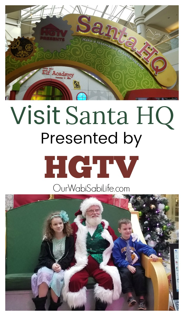 It's that time of year again! Time to dress up and head out to take pictures with Santa. There are Santa HG stops across the country so you can find out which one is near you.