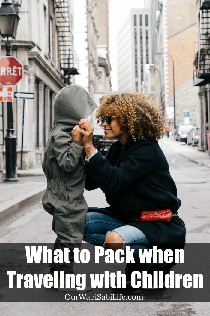 Traveling with kids is one of the best experiences you can give to them. There are things they will learn traveling that nothing else can teach them. Use these tips on what to pack when traveling with children to make it easier.