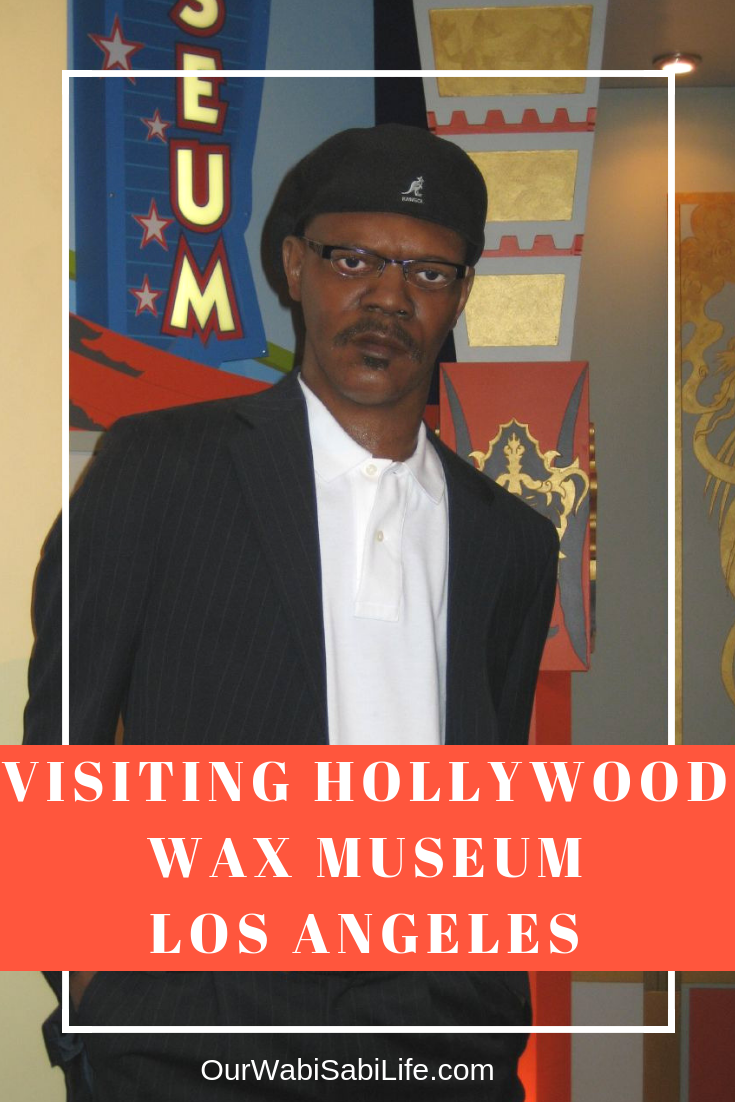 Visiting Southern California? Ready to hang out with the stars? Then you want to head to Hollywood Wax Museum and you can get upclose and personal with the stars.