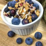 Blueberry Almond Granola Recipe