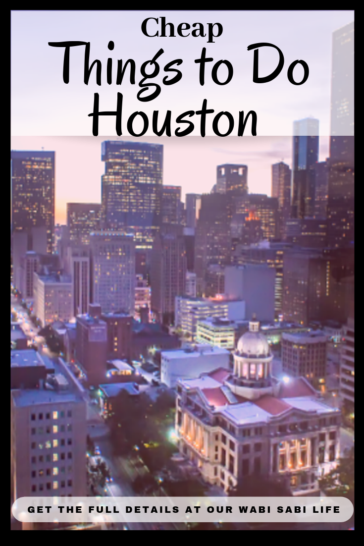 Going on a road trip to Houston? Looking for cheap things to do in Houston? If you live near Houston or visiting Houston on a budget, this list of cheap things to do in Houston is for you.