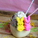 Easter milkshake